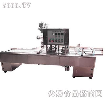 伊诺BG60C-1自动餐盒封口机产品图