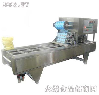 伊诺BG60C-2自动餐盒封口机产品图