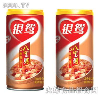 银鹭桂圆莲子八宝粥(罐粥)