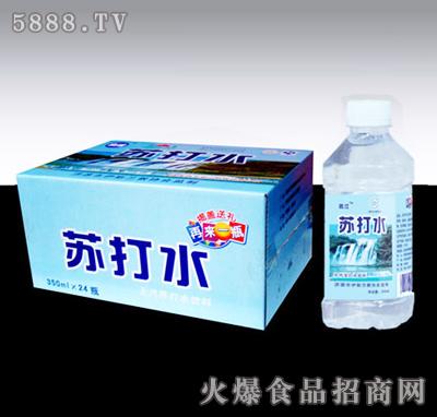 伊思源苏打水350mlX24