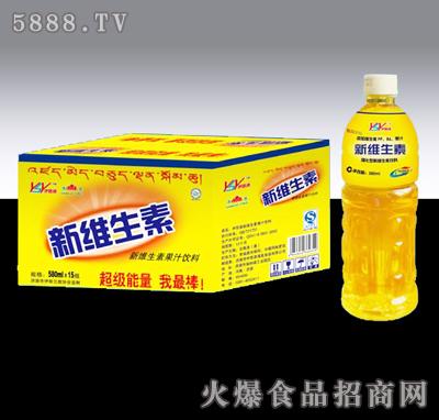 580mlX15新维生素果汁饮料