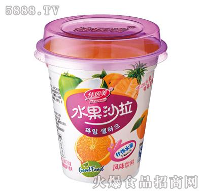 佳因美300g水果沙拉什锦水果风味产品图