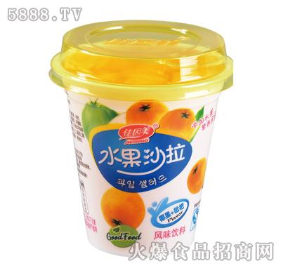 佳因美300g水果沙拉椰果加枇杷风味产品图