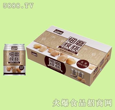 益和源细磨核桃复合蛋白饮料245mlx20罐