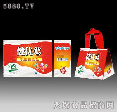 健优C羊乳乳酸菌饮品产品图