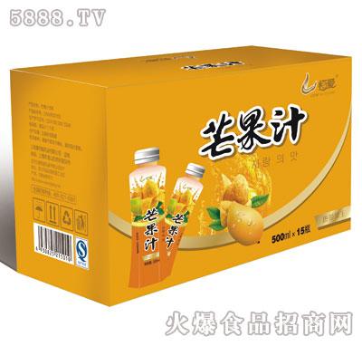 恒爱芒果汁1.25Lx8瓶