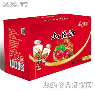 恒爱山楂汁1.25Lx8瓶
