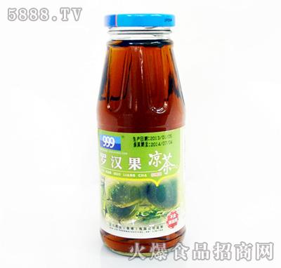 华润999罗汉果茶饮料(玻璃瓶)