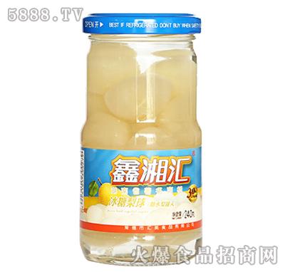 鑫湘汇梨球罐头