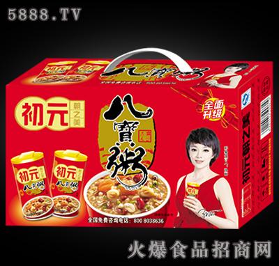 初元朝之美罐八宝粥礼盒