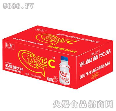 225mlx24瓶养延优延C乳酸菌饮料