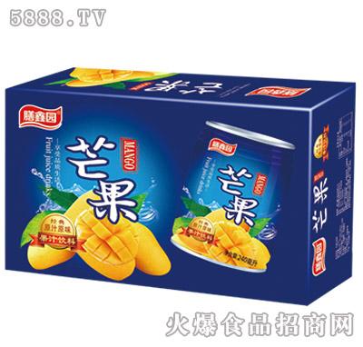 膳鑫园芒果汁240mlx16罐/20罐/24罐箱装