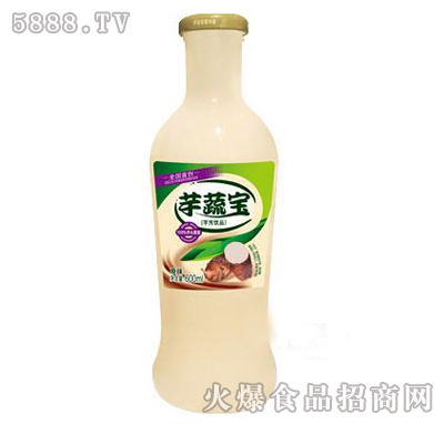 芋蔬宝芋艿饮品(原味)600ml