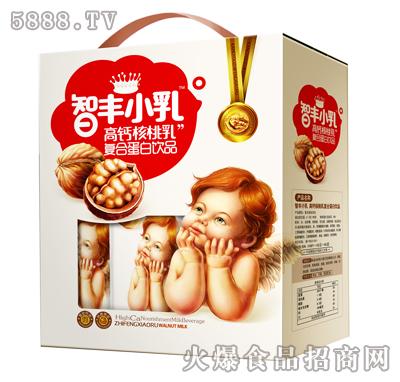 君德宝智丰小乳蛋白饮品250mlX16盒