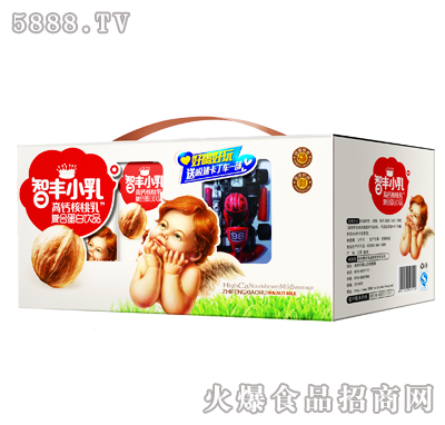 君德宝智丰小乳蛋白饮品250mlX10盒
