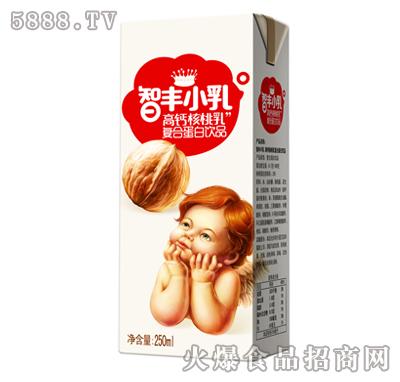 君德宝智丰小乳蛋白饮品250ml