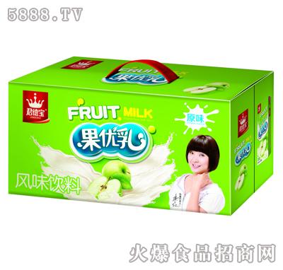 君德��原味果��乳�L味�料箱�b