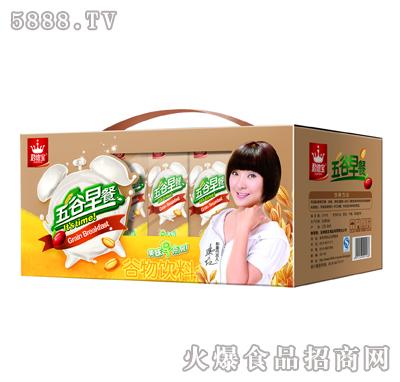 君德宝五谷早餐谷物饮料250mlX10盒