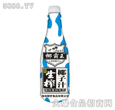 椰霸王生榨椰子汁1.25lx6