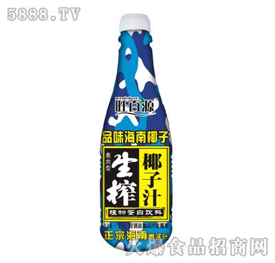 旺百源生榨椰子汁1.25l