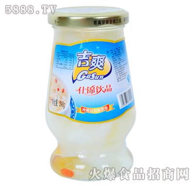 吉爽什锦饮品248g