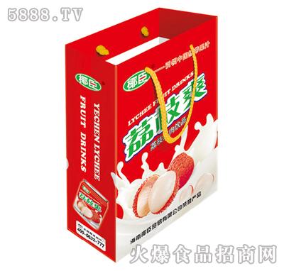 250ml椰臣荔枝爽果肉饮料手提装