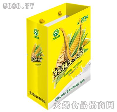 240ml核桃玉米露礼盒