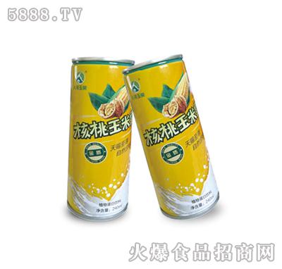 240ml核桃玉米露