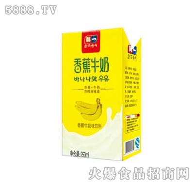 250ml韩一香蕉牛奶