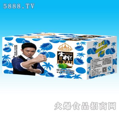 椰正世家生榨椰子汁果肉型245mlX15