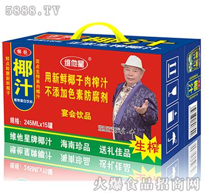 245mLX15罐椰钜椰子汁