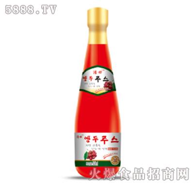 浩田樱桃汁饮料308ml