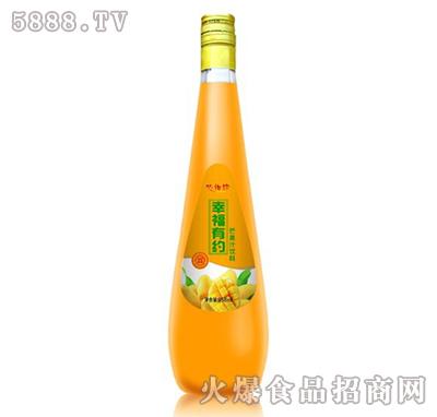 心相印幸福有约芒果汁饮料858ml
