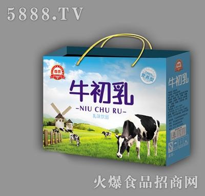 百利包牛初乳218mlx16包