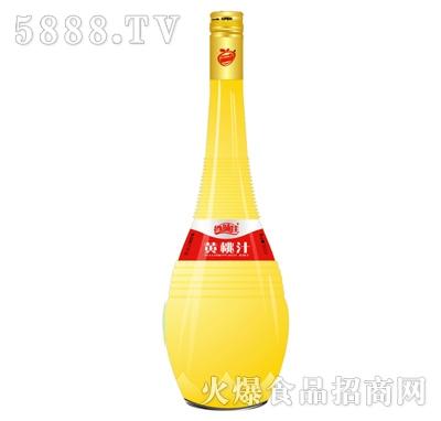 缘味佳黄桃汁380ml