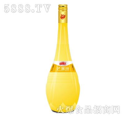 缘味佳芒果汁380ml