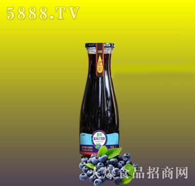 1L橙邦蓝莓汁饮料