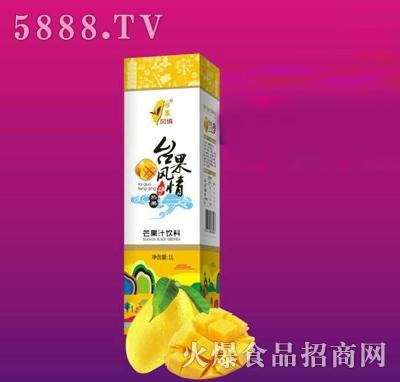 台果风情芒果汁饮料1L
