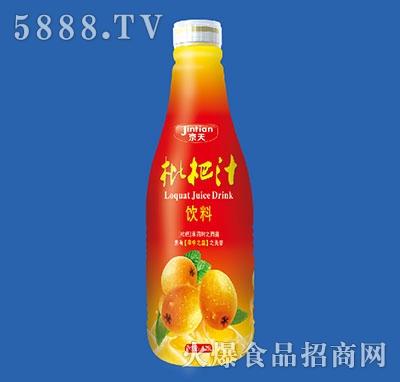 京天枇杷汁饮料1.25L