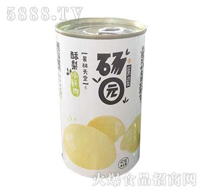 砀园梨罐头