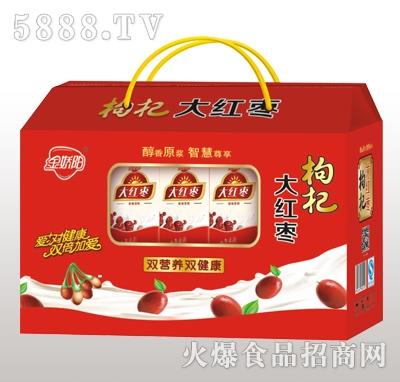 金娇阳枸杞大红枣礼盒装