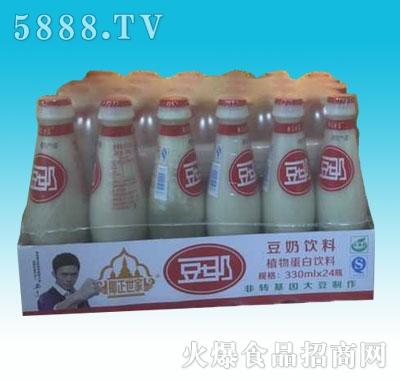 豆奶饮料330mlX24瓶