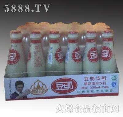 豆奶植物蛋白饮料330mlX24瓶
