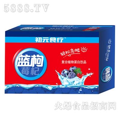 初元食疗蓝枸饮品箱