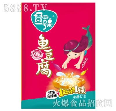 壹号桌鱼豆腐劲爆麻辣味121g