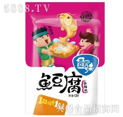 壹号桌鱼豆腐香辣味120g