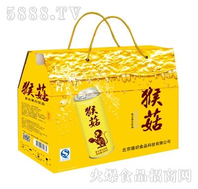 天之高猴菇复合植物蛋白饮料礼盒