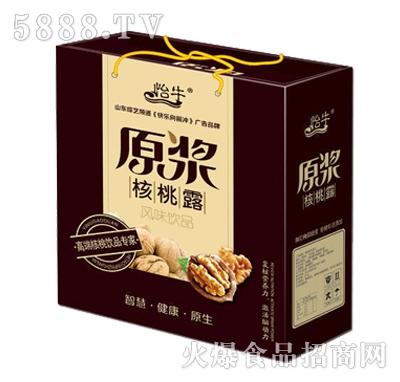 怡牛原浆杏仁露礼盒 青岛达利园生态农场有限公司-网.
