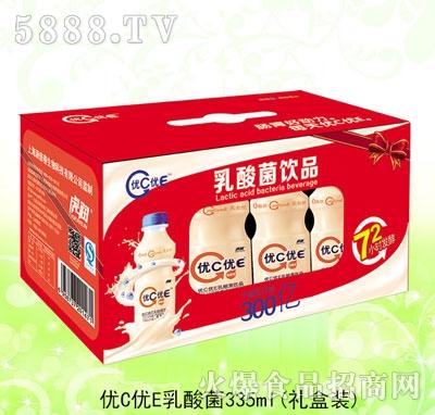 优C优E乳酸菌饮品335ml(礼盒装)