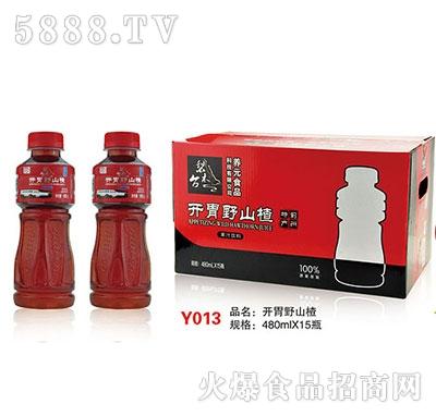 开胃野山楂480mlx15瓶